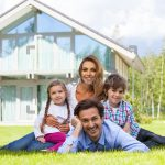 image-Happy-family-and-their-house-stocky-ai-26312728